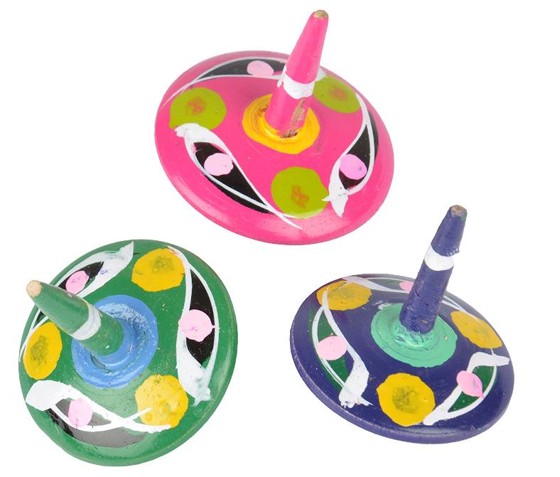 Phirki Toys also called as Firki Toys