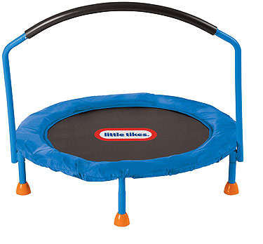 Kids trampoline an awesome gift for your little one - Petit trampoline decathlon ...