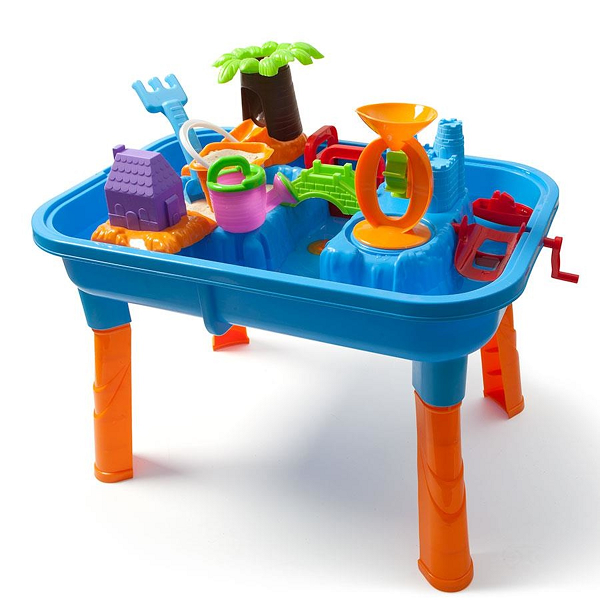 water play table