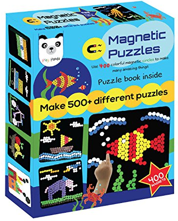 Magnetic Puzzles for kids- Have you tried?
