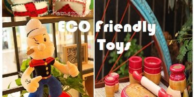 Eco Friendly Toys – A cool alternative to plastic toys!