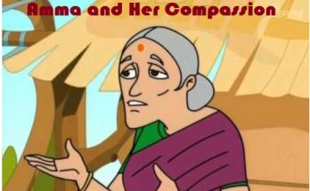 Kids moral story Amma and her compassion