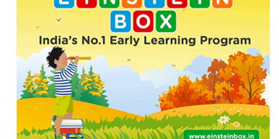 Einstein Box Review – Early Learning Program for 1 to 6 year old