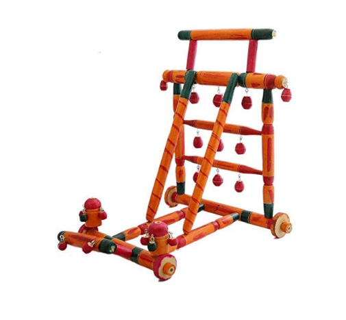 Traditional Indian Baby Walker