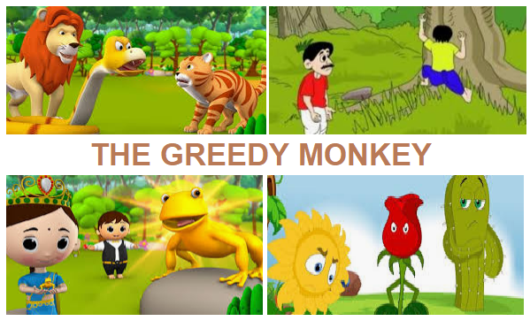 the greedy monkey
