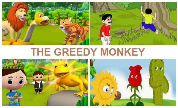 the greedy monkey