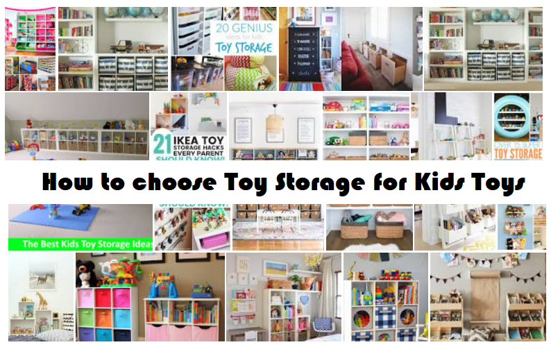 toy storage for kids