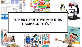 Science Toys – Top 20 STEM toys for kids you should buy in 2020