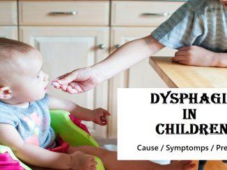 dysphagia in children