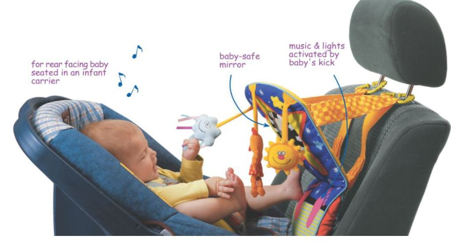 All in One Baby Car Toy