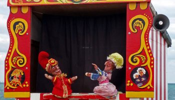 Kathputli – the Puppet Play – Fun and learning together for kids