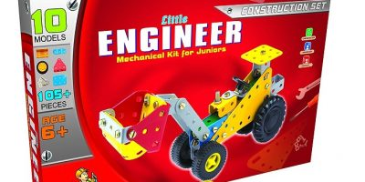 Mechanix Toys Review – A perfect gift for your little engineer!