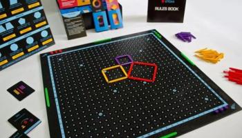 Geometry for kids – A fun way to teach Geometry to kids – Kitki three sticks maths game