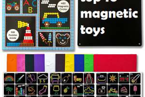 Best magnetic toys for 2021