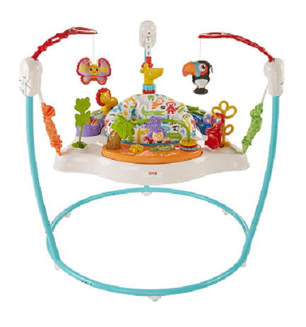 Jumperoo - A fun activity set for toddlers