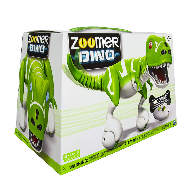 Zoomer Dino - The fun loving dinosaur.