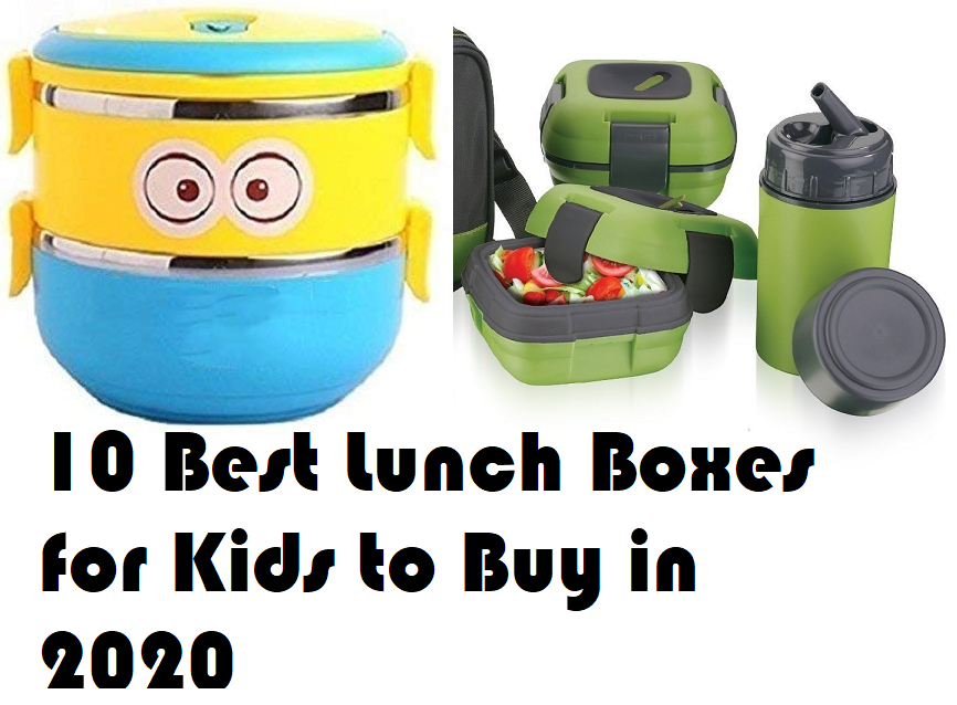 10 Best Lunch Boxes for Kids to Buy in 2020