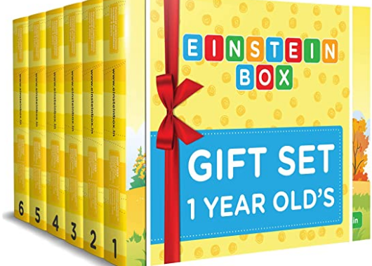 Einstein Box - 1 to 2 years