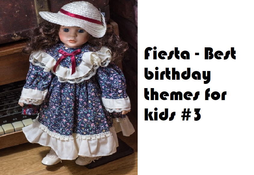 Theme parties for kids