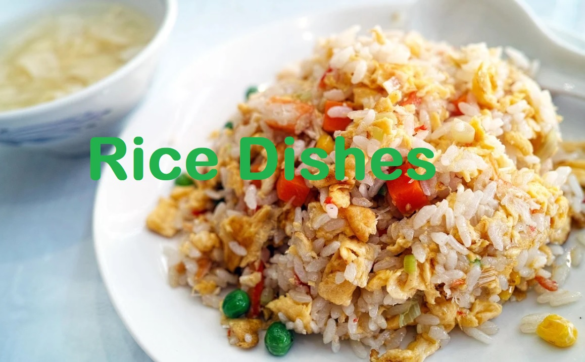 rice dishes - Healthy Breakfast Recipes for Babies