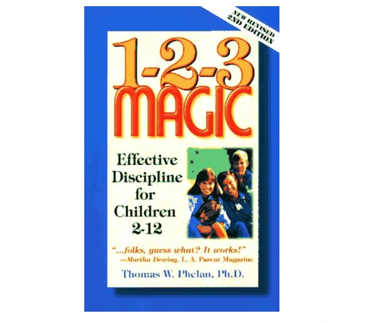 123 Magic - Best Parenting book