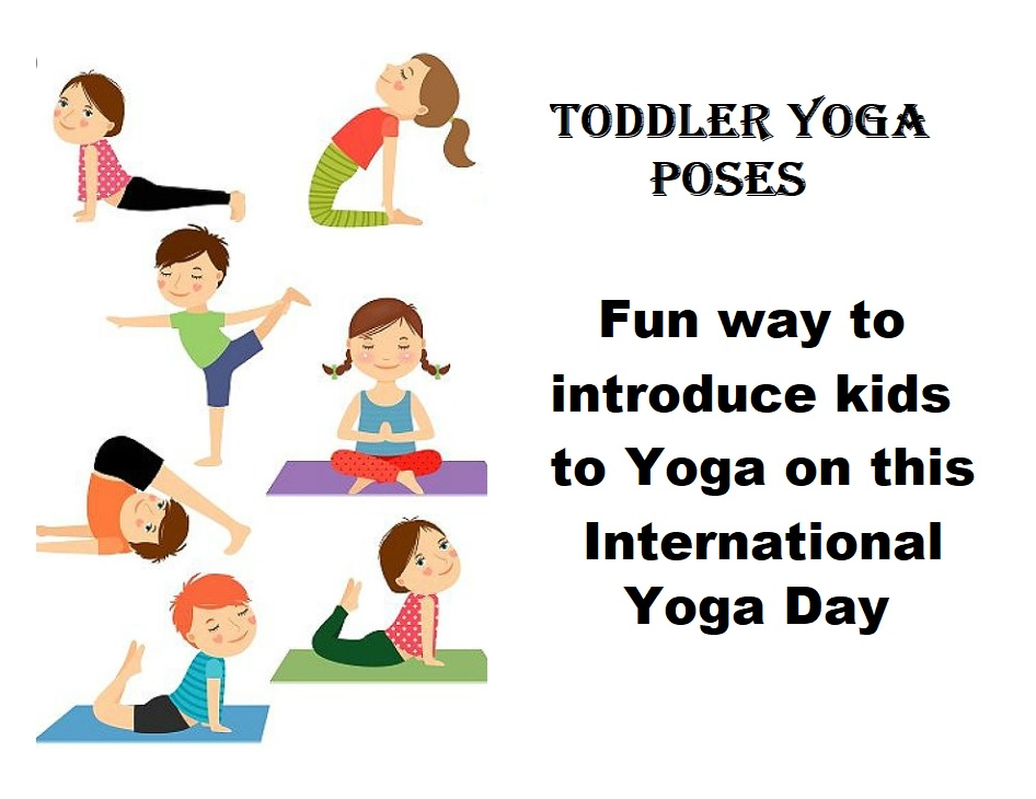 toddler yoga poses