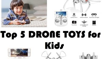 Top 5 Drone Toys for Kids – Get one of these magnificent and attractive gadgets