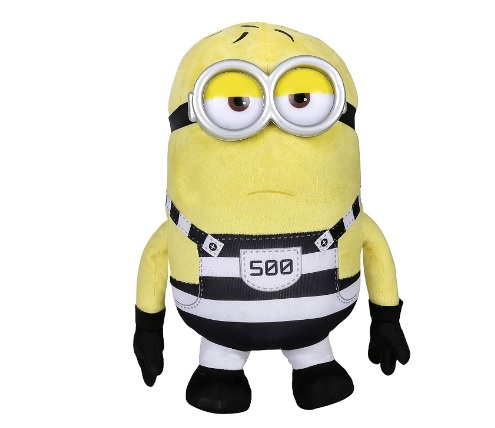 Simba Despicable Me 3 Game Plush Prison Figure Model