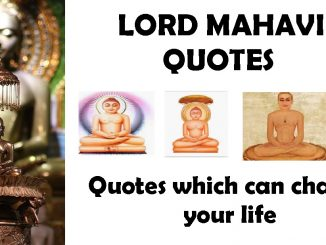 lord mahavir quotes