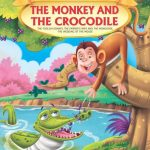 monkey and the crocodile
