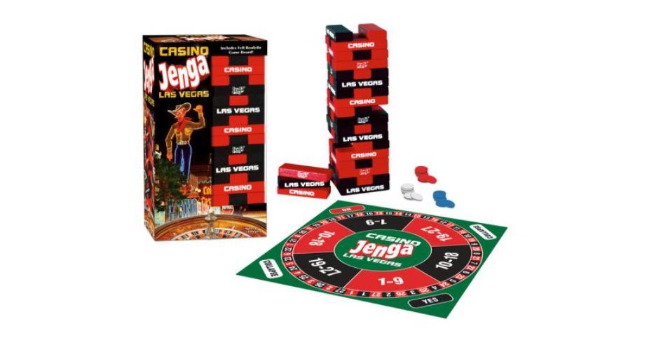 Casino Jenga