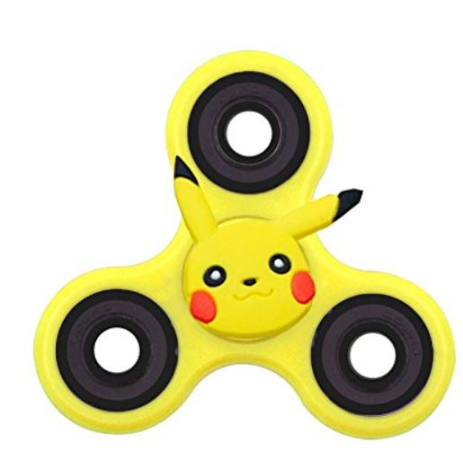 Pokemon fidget spinner
